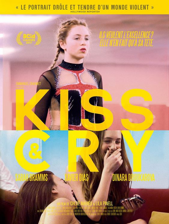 KISS AND CRY de Chloé Mahieu et Lila Pinell