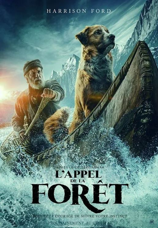 Film L'appel de la forêt