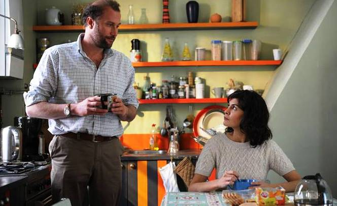François Damiens et Audrey Tautou