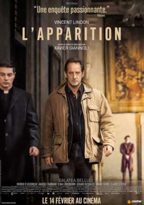 L'APPARITION de Xavier Giannoli