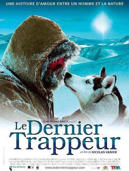 LE DERNIER TRAPPEUR de Nicolas Vannier