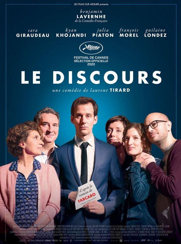 Film LE DISCOURS