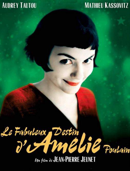 FILM Le fabuleux destin d'Amélie Poulain