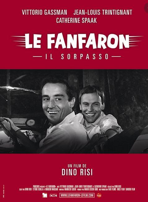 LE FANFARON de Dino Risi