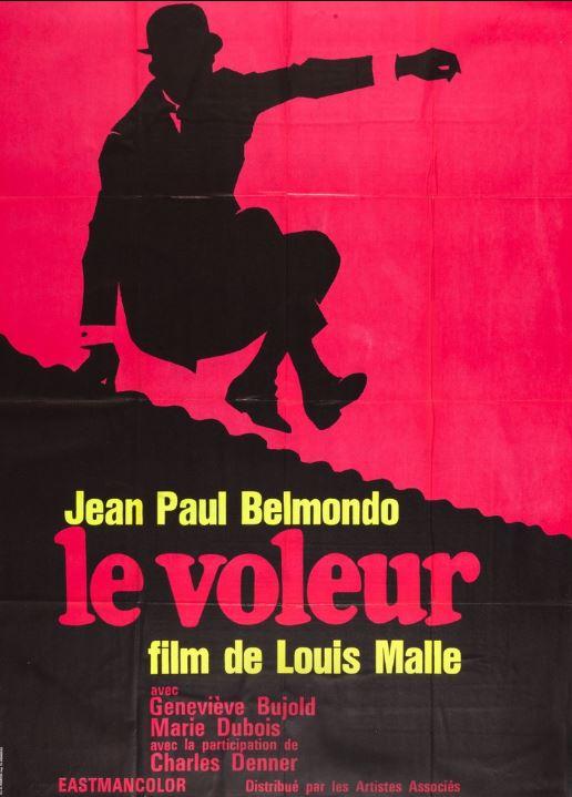 FILM Le voleur de Louis Malle