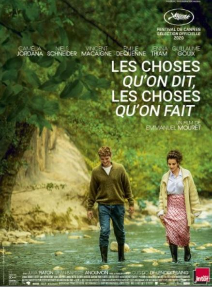 film LES CHOSES QU'ON DIT LES CHOSES QU'ON FAIT