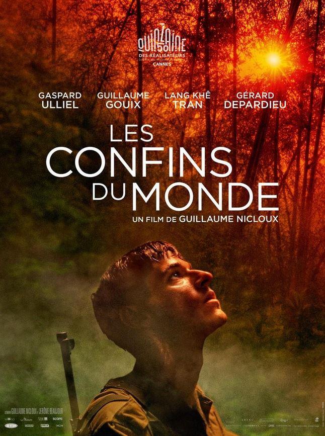LES CONFINS DU MONDE de Guillaume Nicloux