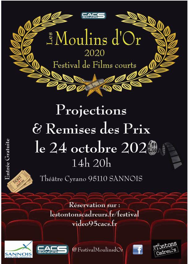 Les Moulins d'Or à Sannois - 24 octobre 2020