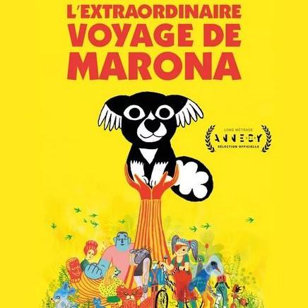 Film L'EXTRAORDINAIRE VOYAGE DE MARONA