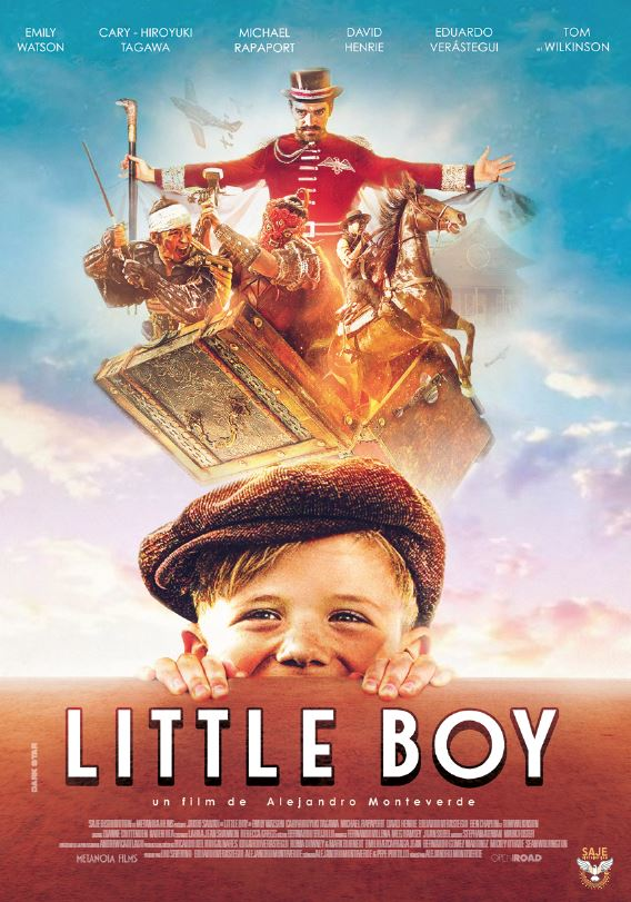 LITTLE BOY de Alejandro Monteverde