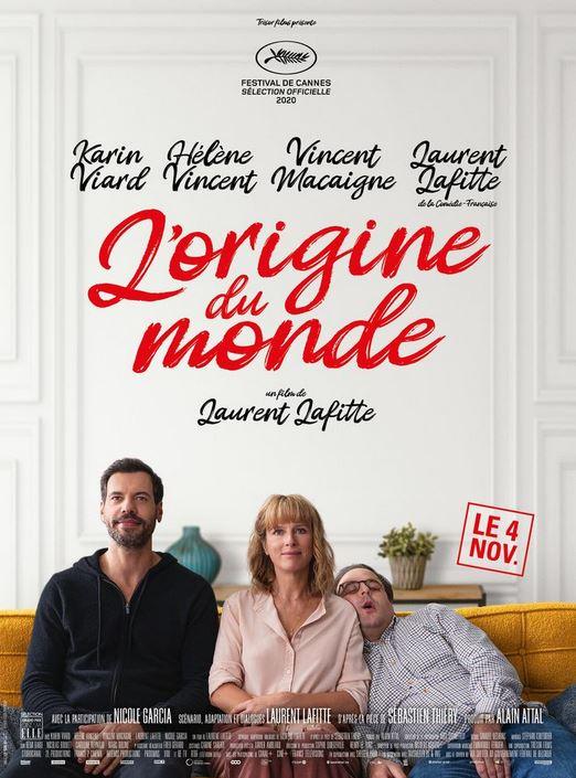 FILM L'origine du monde de Laurent Lafitte