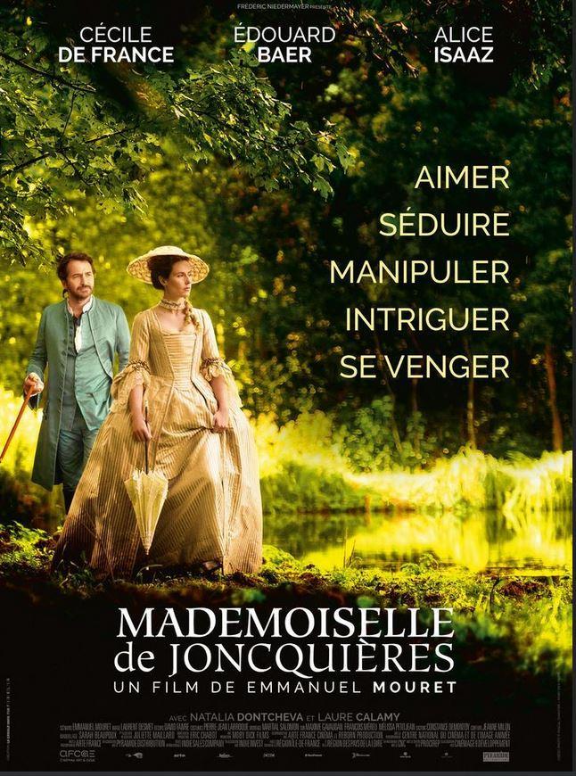 MADEMOISELLE DE JONCQUIERES d'Emmanuel Mouret
