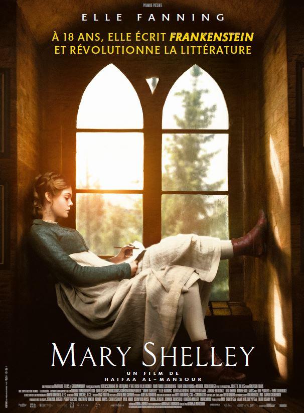 MARY SHELLEY  de Haïfaa Al-Mansour