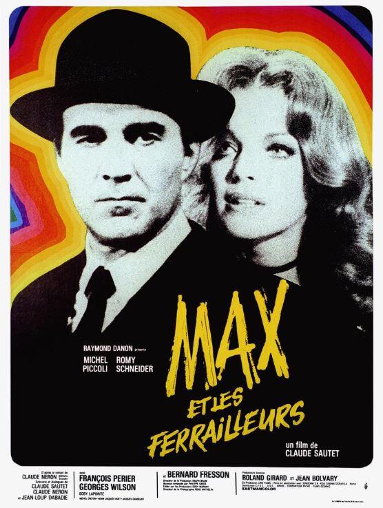 MAX ET LES FERRAILLEURS de Claude Sautet