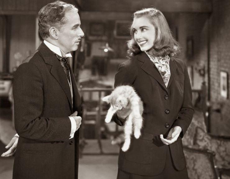 Monsieur Verdoux de Charlie Chaplin