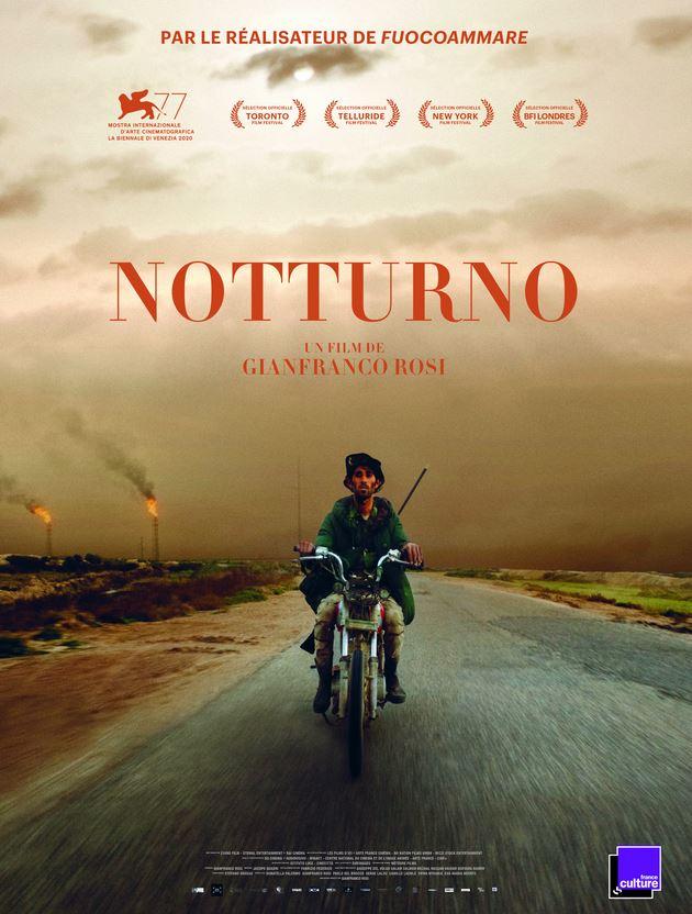 Film Notturno de Gianfranco Rosi