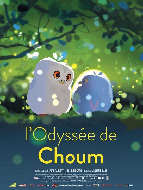 film L'ODYSSEE DE CHOUM
