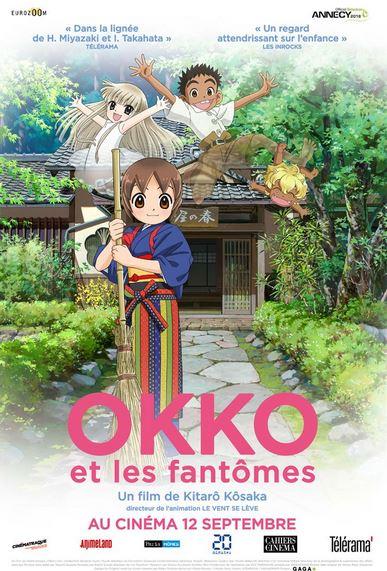 OKKO ET LES FANTOMES de Kitaro Kosaka