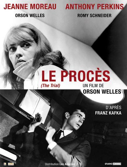 LE PROCES de Orson Welles