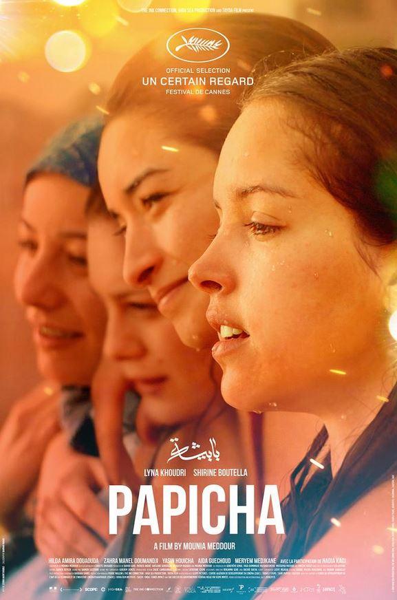 PAPICHA de Mounia Meddour
