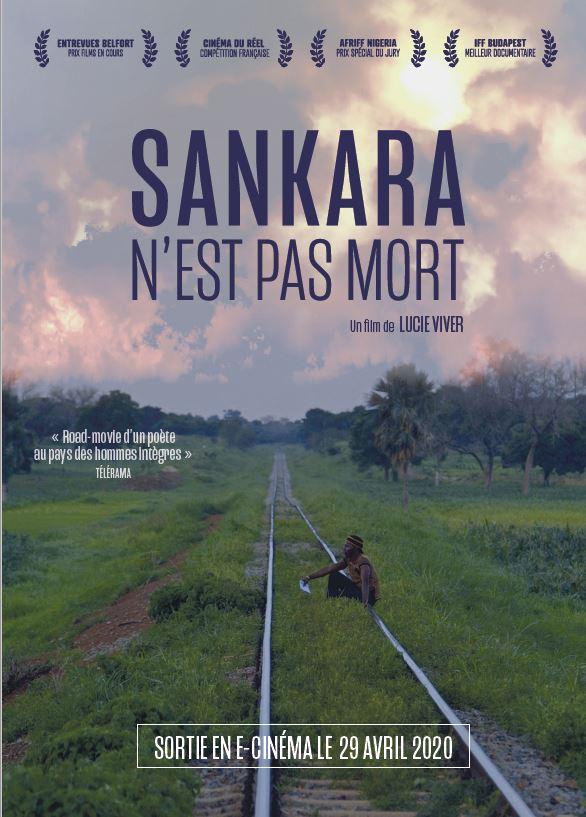 SANKARA N'EST PAS MORT de Lucie Viver