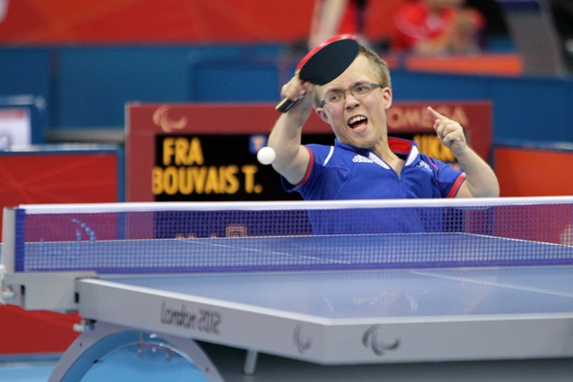 Interview de thomas bouvais champion de tennis de table handisport en route pour les jeux de rio - Champion de tennis de table ...