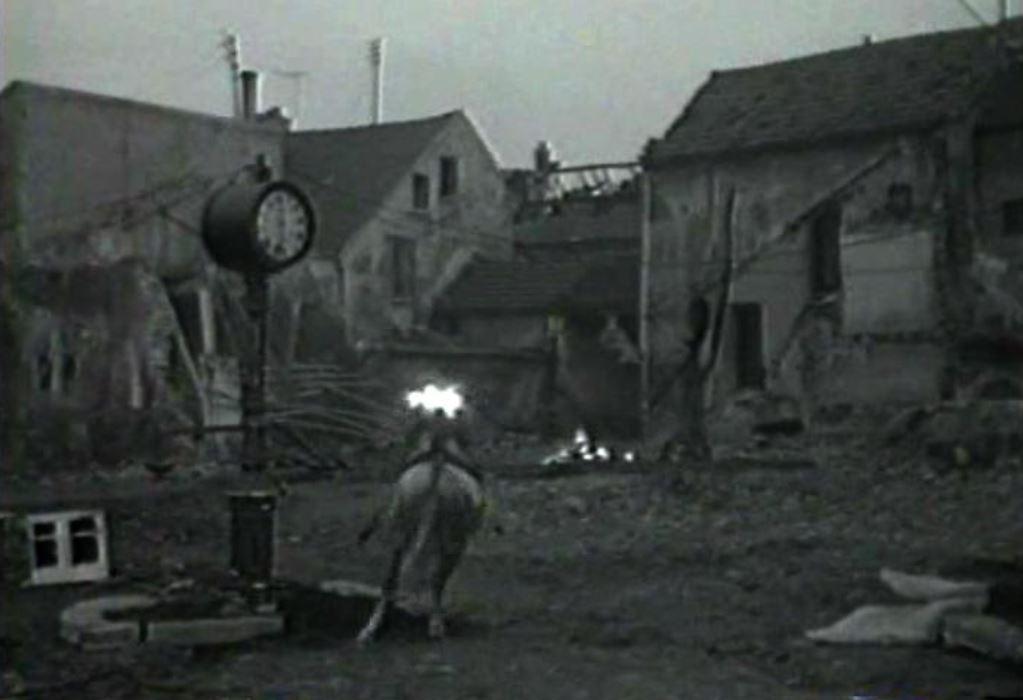 Film THOMAS L'IMPOSTEUR de Franju