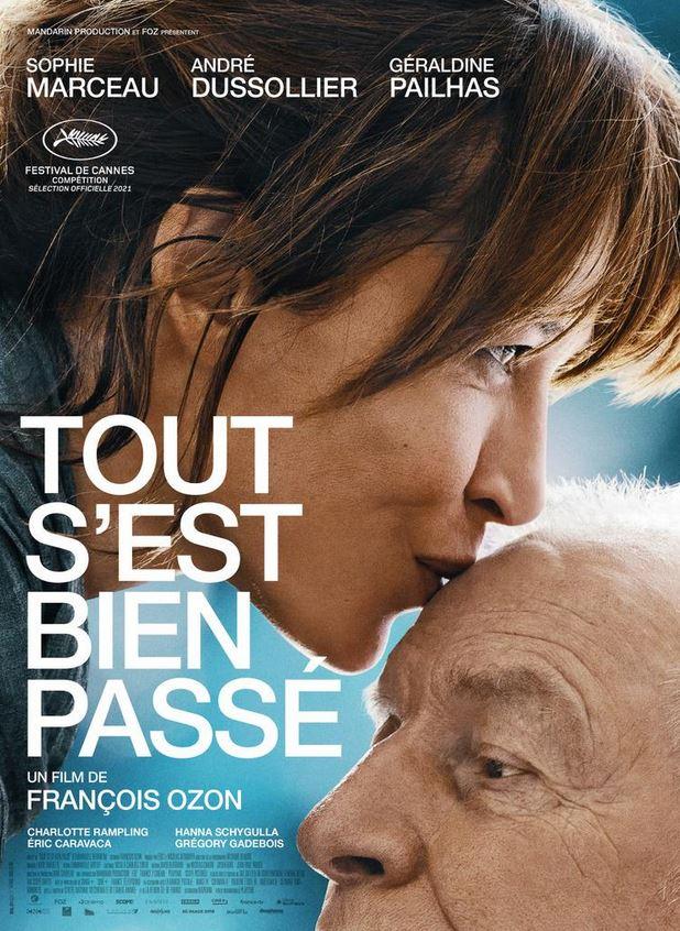 FILM Tout s'est bien passé de François Ozon