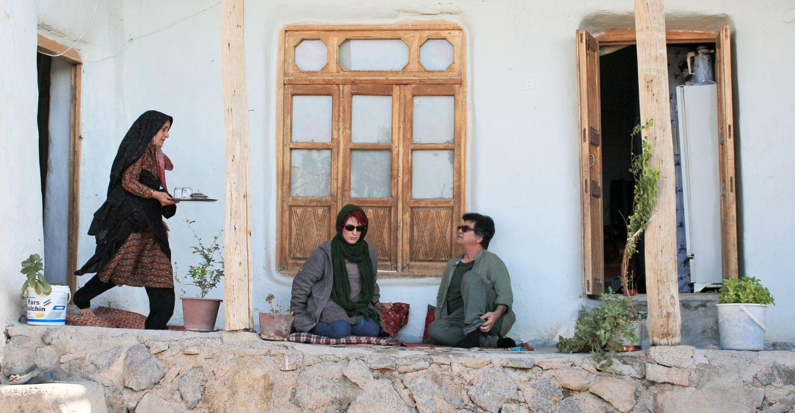 TROIS VISAGES de Jafar Panahi