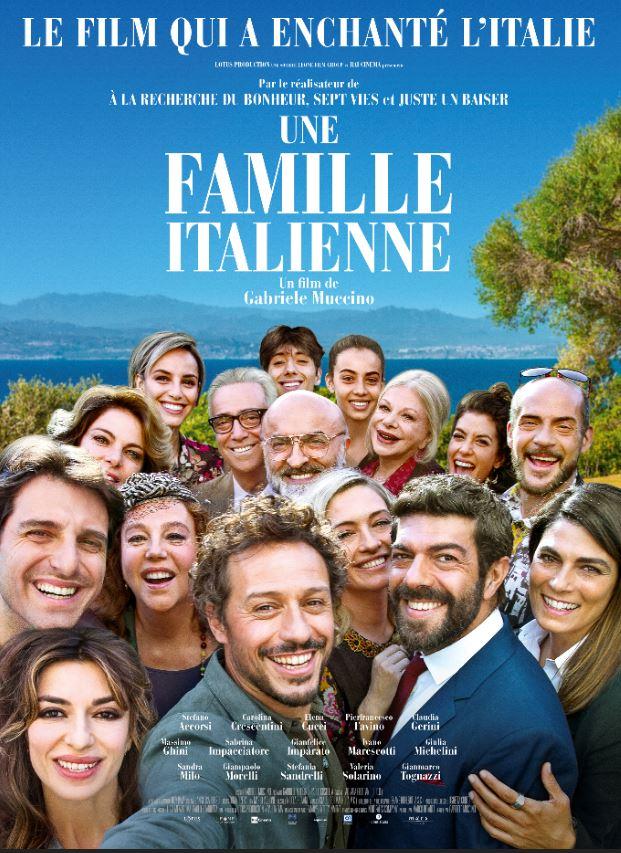 UNE FAMILLE ITALIENNE de Gabriele Muccino
