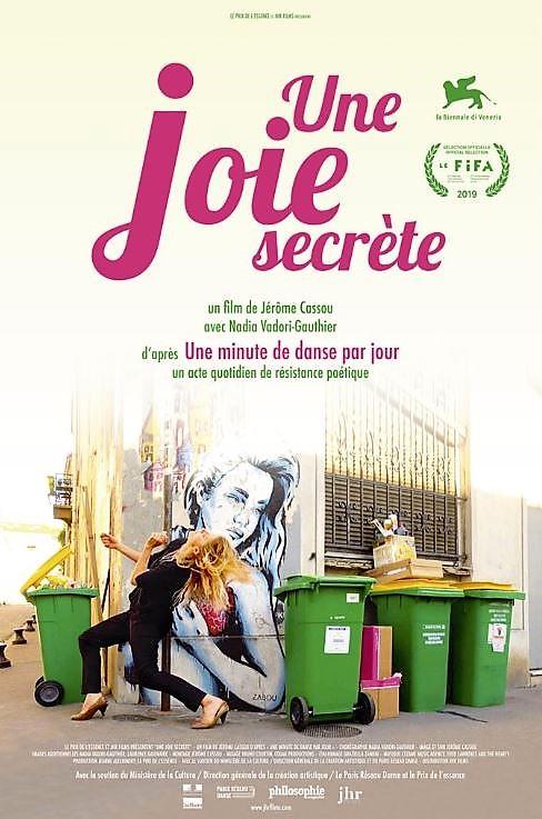 UNE JOIE SECRETE de Jérôme Cassou