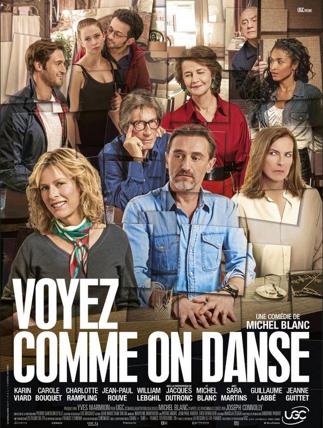 VOYEZ COMME ON DANSE de Michel Blanc
