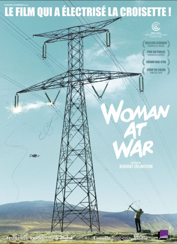 WOMAN AT WAR de Benedikt Erlingsson