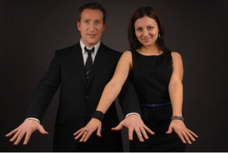Romain Hervé et Vera Tsybakov