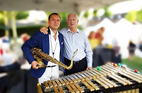 Dany Doriz et Michel Pastre
