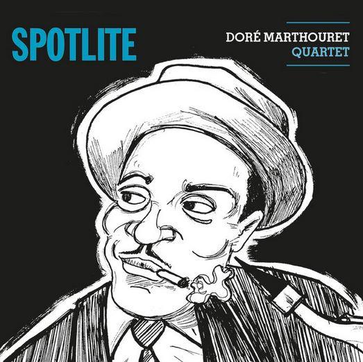SPOTLITE - Doré Marthouret