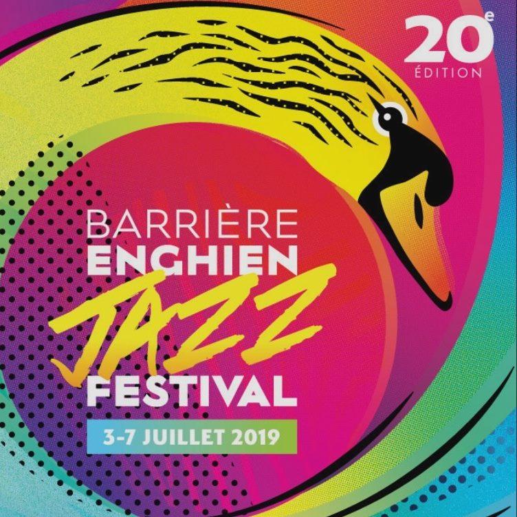 BARRIERE ENGHIEN JAZZ FESTIVAL 2019