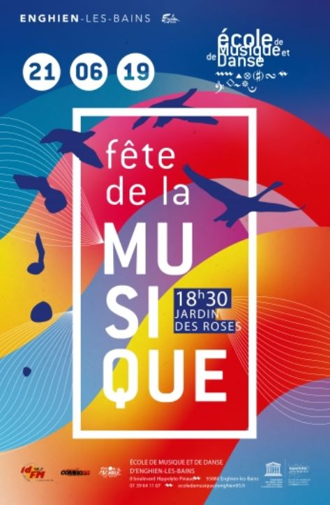 Fête de la musique 2019 - Enghien