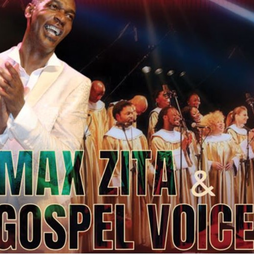 """Concert : """"Max Zita et Gospel Voices"""" à Enghien le 15 décembre 2019"""