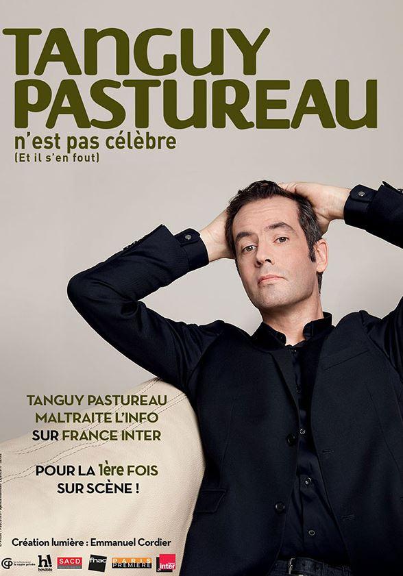 Spectacle Tanguy Pastureau