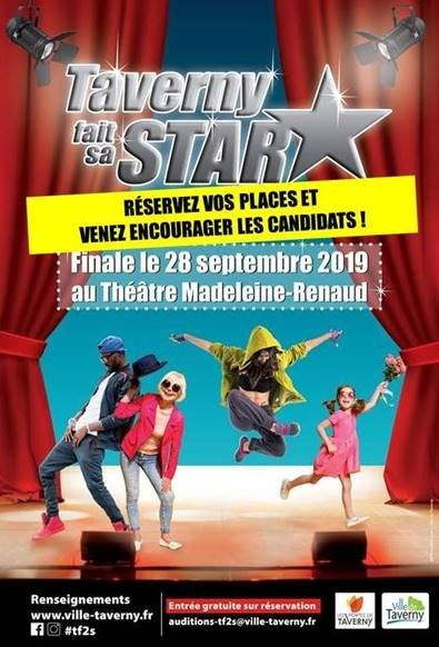 TAVERNY FAIT SA STAR : la finale