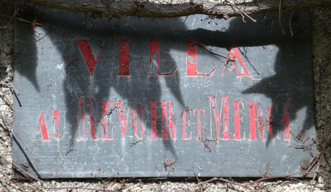 Villa AU REVOIR ET MERCI