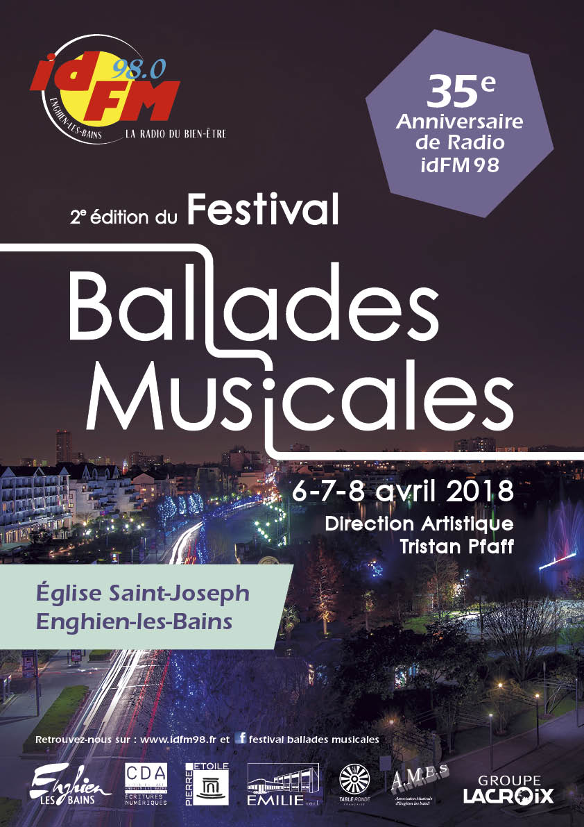 Radio Salle De Bain Fnac ~ festival ballades musicales programme des trois concerts