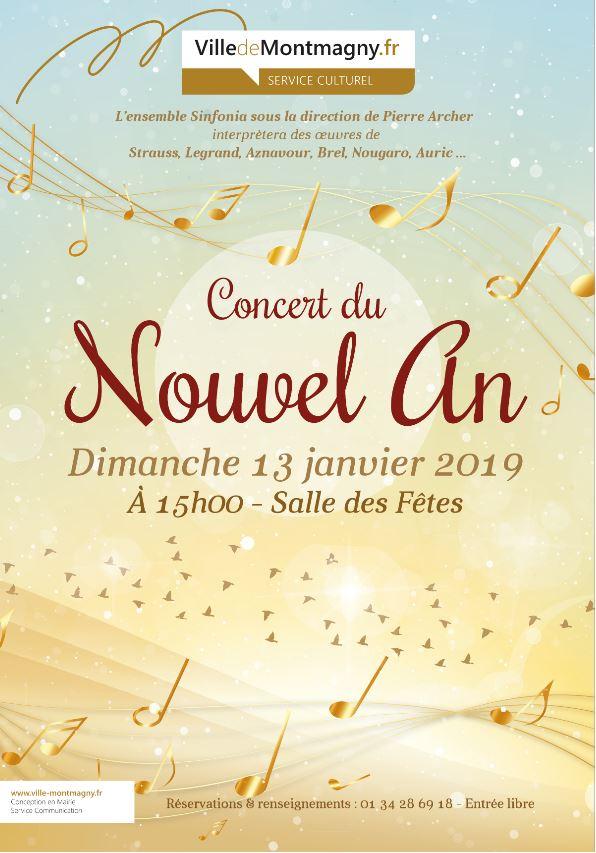 Concert du Nouvel An à Montmagny