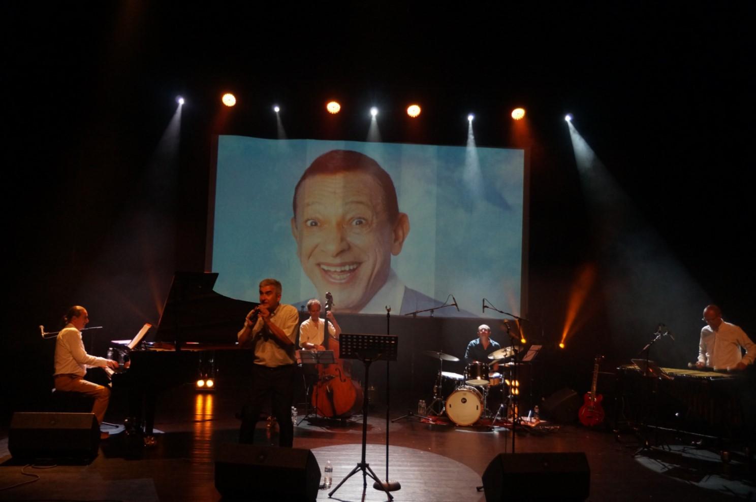 Concert-hommage à Henri Salvador