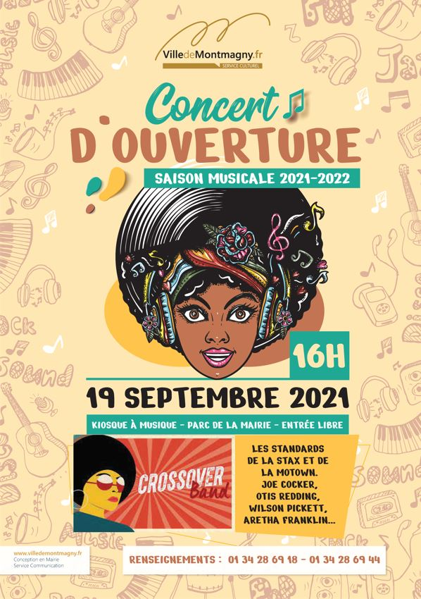 Crossover Band le 19 septembre 2021