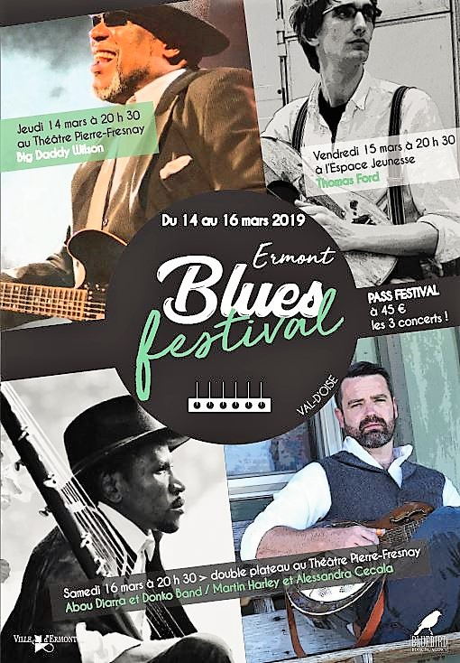 Ermont Blues Festival 2019