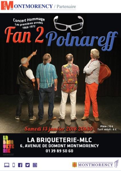 Concert FAN 2 POLNAREFF