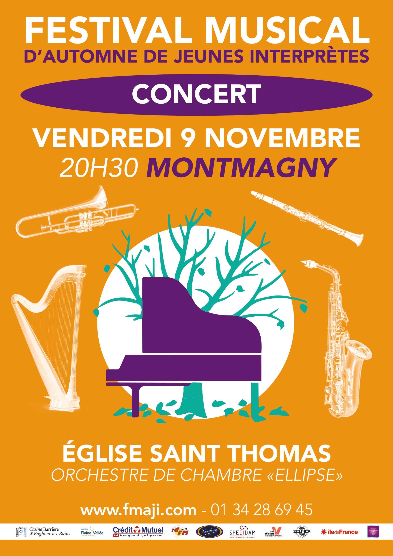 Concert FMAJI Montmagny - novembre 2018
