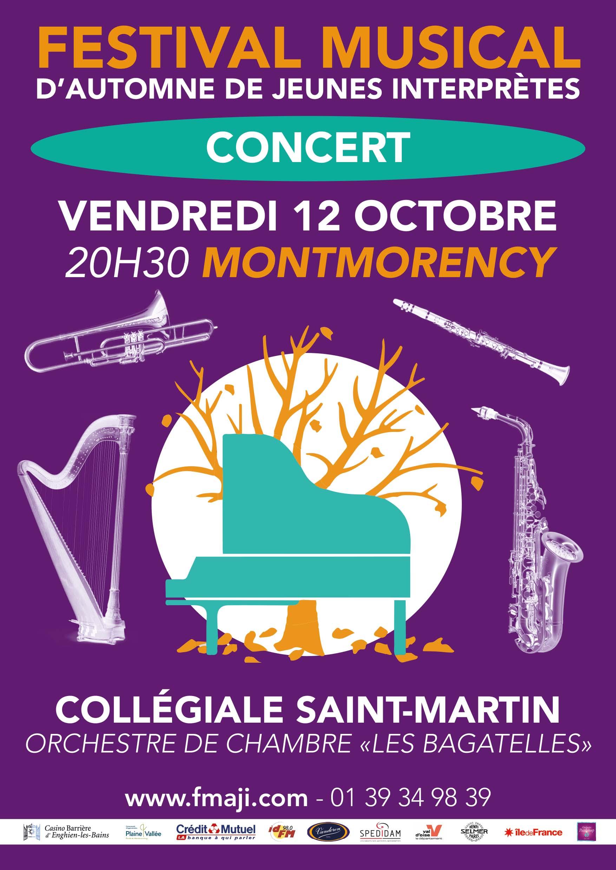 Concert FMAJI 2018 à Montmorency